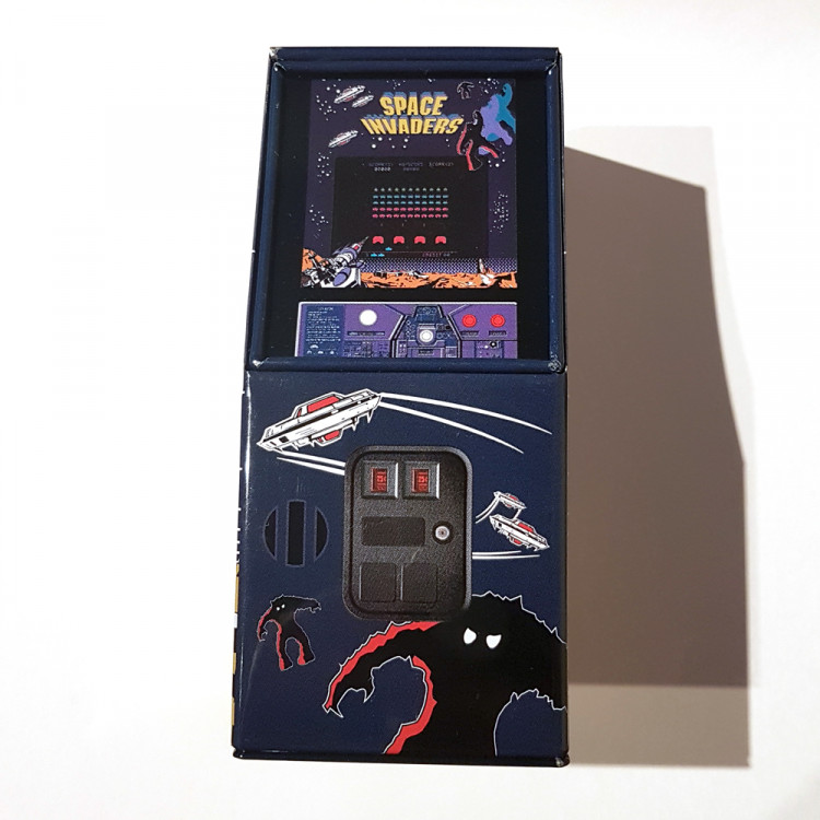 Retro Space Invaders Moneybox