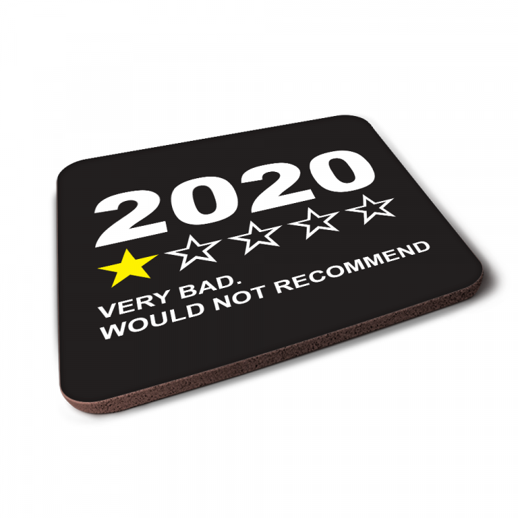 2020 1 Star Review Coaster