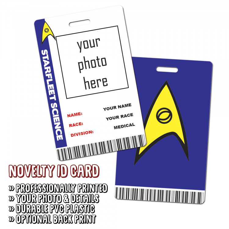 Starfleet Science  Novelty ID