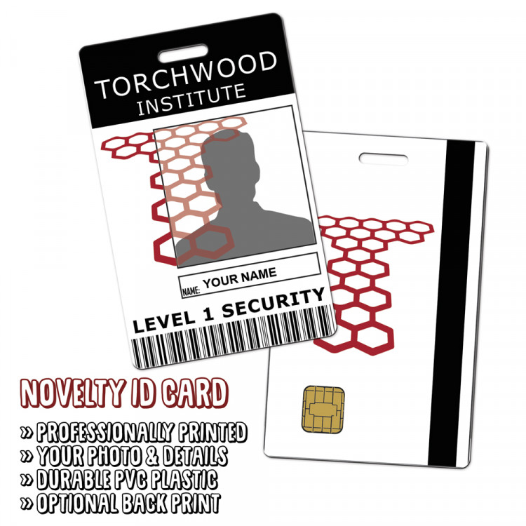 Torchwood Novelty ID