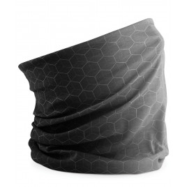 Morf® Geometric Multi-functional Face Covering - Grey