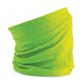 Morf® Geometric Multi-functional Face Covering - Lime