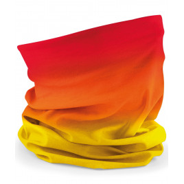 Morf® Ombré Multi-functional Face Covering - Sunset Reds