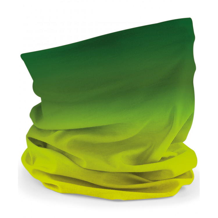 Morf® Geometric Multi-functional Face Covering - Tropical Greens