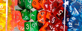 D20 Polyhedral Dice Sets